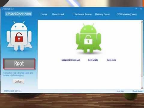 Rootear Cualquier Celular con UnlockRoot Pro- Links+Seriales (Nuevo)