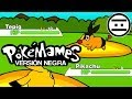 #negas - Pokemon Black