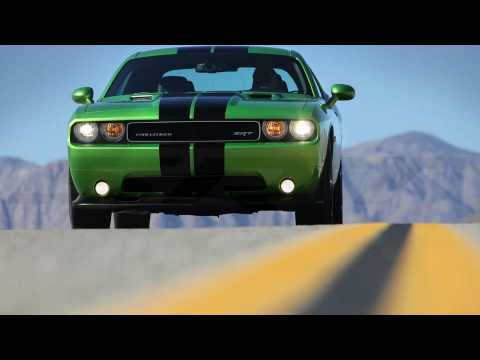 2011 Dodge Challenger SRT8 392 ''Green with Envy''