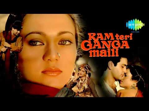 Ek Dukhiyari Kahe - Lata Mangeshkar - Ram Teri Ganga Maili [1985] video
