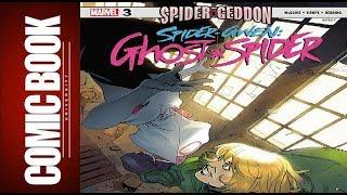 Spider-Gwen Ghost-Spider #3 | COMIC BOOK UNIVERSITY