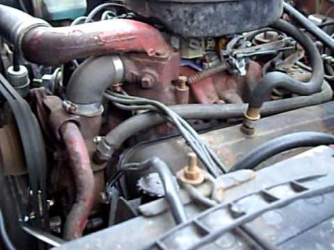 1975 International Harvester Scout 2 392 Motor Rev