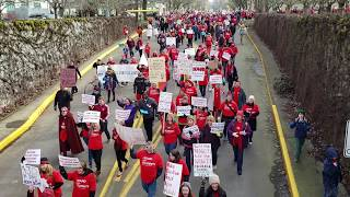March for Our Students - Salem, Feb. 18, 2019