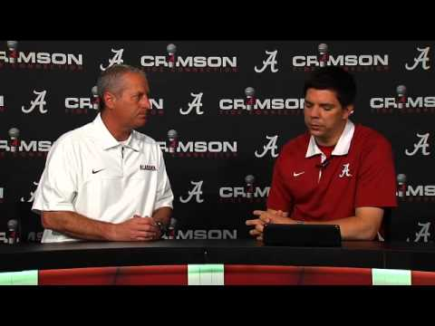 Coach Bramble Recaps the Tide's Spring Season