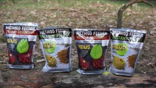 Instant Pellet i Instant Groundbait - zanęty do method feeder Meus