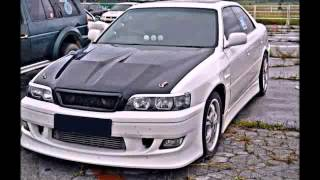 Tuning Time Toyota Chaser 2015.Тюнинг Тайм Toyota Chaser февраль 2015