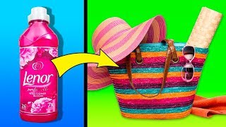 33 USEFUL SUMMER HACKS YOU HAVE TO TRY