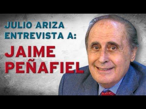 Julio Ariza entrevista a Jaime Peñafiel