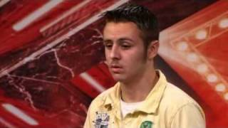 Ant & Seb - Mysterious Girl on X Factor