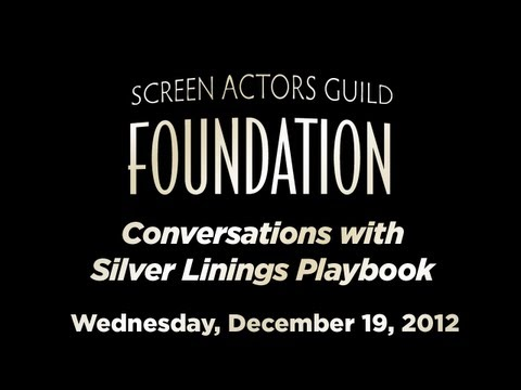 Conversations With Robert De Niro And David O. Russell Of SILVER LININGS PLAYBOOK
