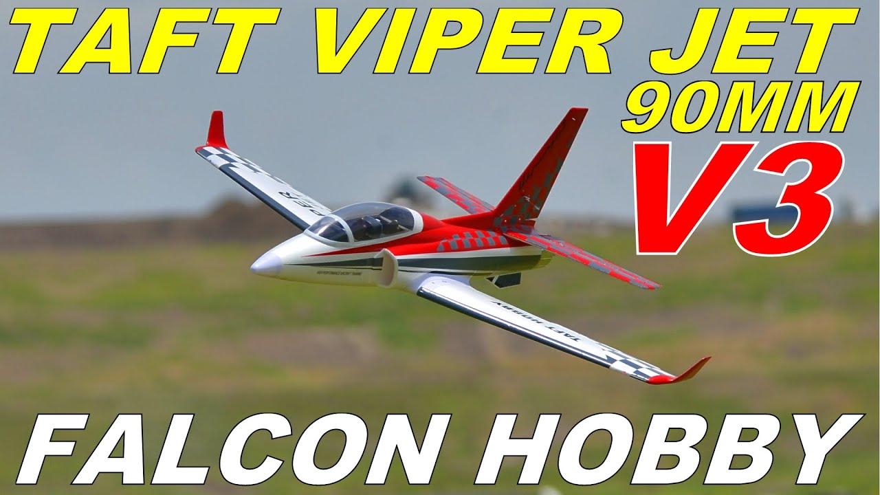 Viper Jet Specs Taft Hobby Viper Jet 90mm v3