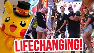 LIFE-CHANGING QUEST! Pokémon GO Vlog | ZoeTwoDots