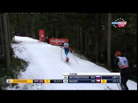 Cross Country Skiing 15 Km Classic Men World Cup Davos 13.12.2014