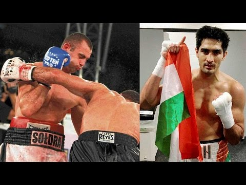Vijender Singh will be sent to India broken, says Andrzej Soldra | Oneindia News