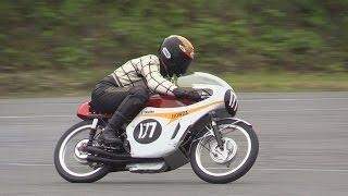 Honda RC149 (1966) - 5-Cylinder 125cc GP Racer