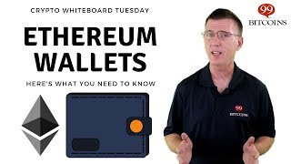 Ethereum Wallets, Transactions and Gas Explained in Plain English