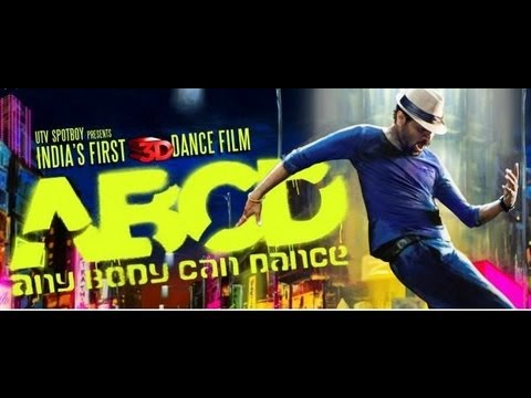 ABCD ( Any Body Can Dance ) I Official Trailer 2013 I Prabhudeva...