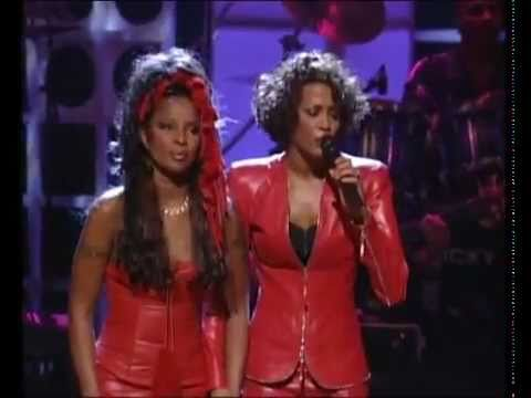 Whitney Houston & Mary J. Blige - Ain't No Way (Live at Divas '99)