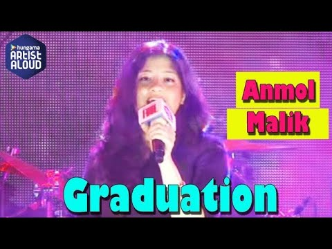 Anmol Malik - Graduation - Seagram's FUEL Music Day