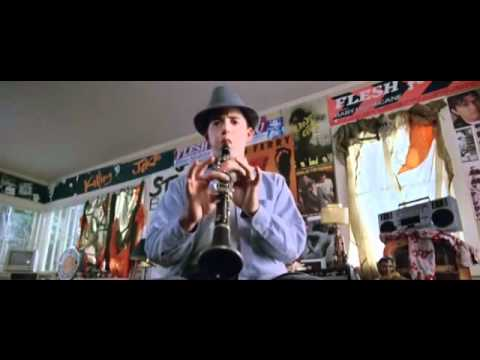 ferris buellers day off clarinet scene youtube