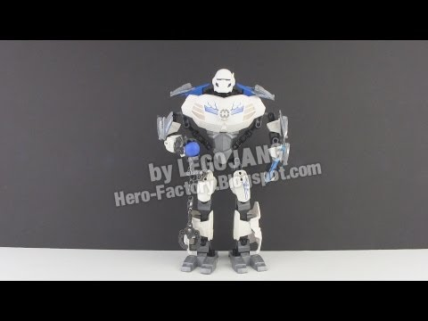 Hero Factory Breakout Stormer XL review pt. 3 (final)