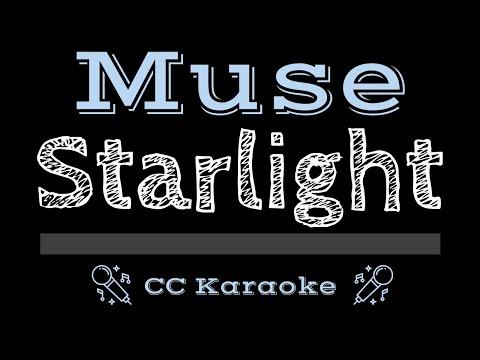 Muse   Starlight CC Karaoke Instrumental