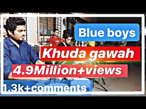 Blue boy's banjo party khuda gawah Song 08422995244 / 08655663141