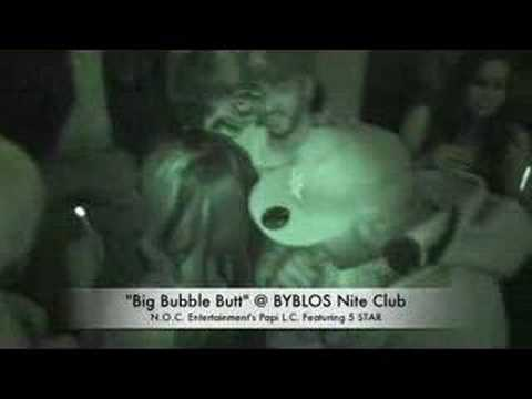 Big Bubble Butt At BYBLOS Night Club With NOC Ent Video