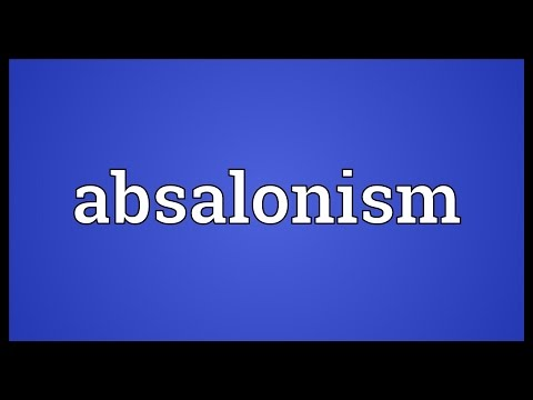 Header of Absalonism