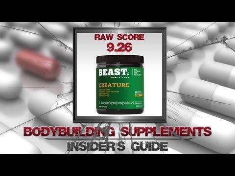 Beast Sports Creature Review | Is It The Best Creatine Around?