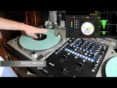 Serato Performance Series Vinyl Test + Review – [018]