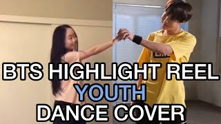 Ouça BTS 방탄소년단 Highlight Reel Jimin and Jhope- Youth Dance Cover