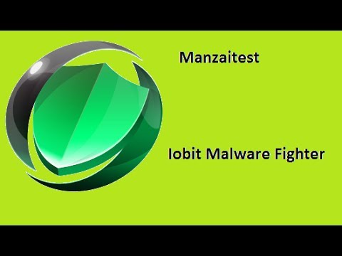 [Test] Iobit Malware Fighter Free 2.1