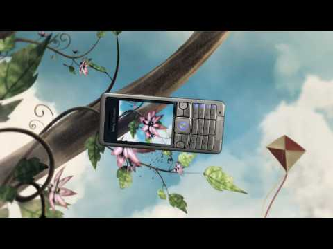 SONY ERICSSON C510 MOBILE CELL PHONE PROMO COMMERCIAL ADVERTISEMENT AD ...