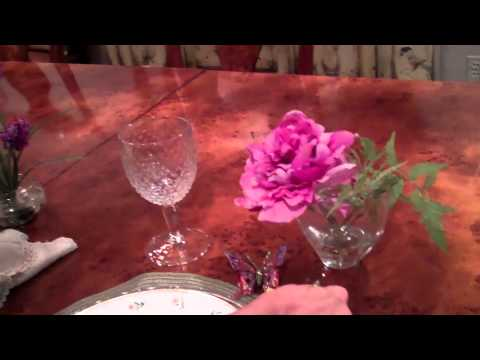 0 Dina Manzo Place Setting Decor