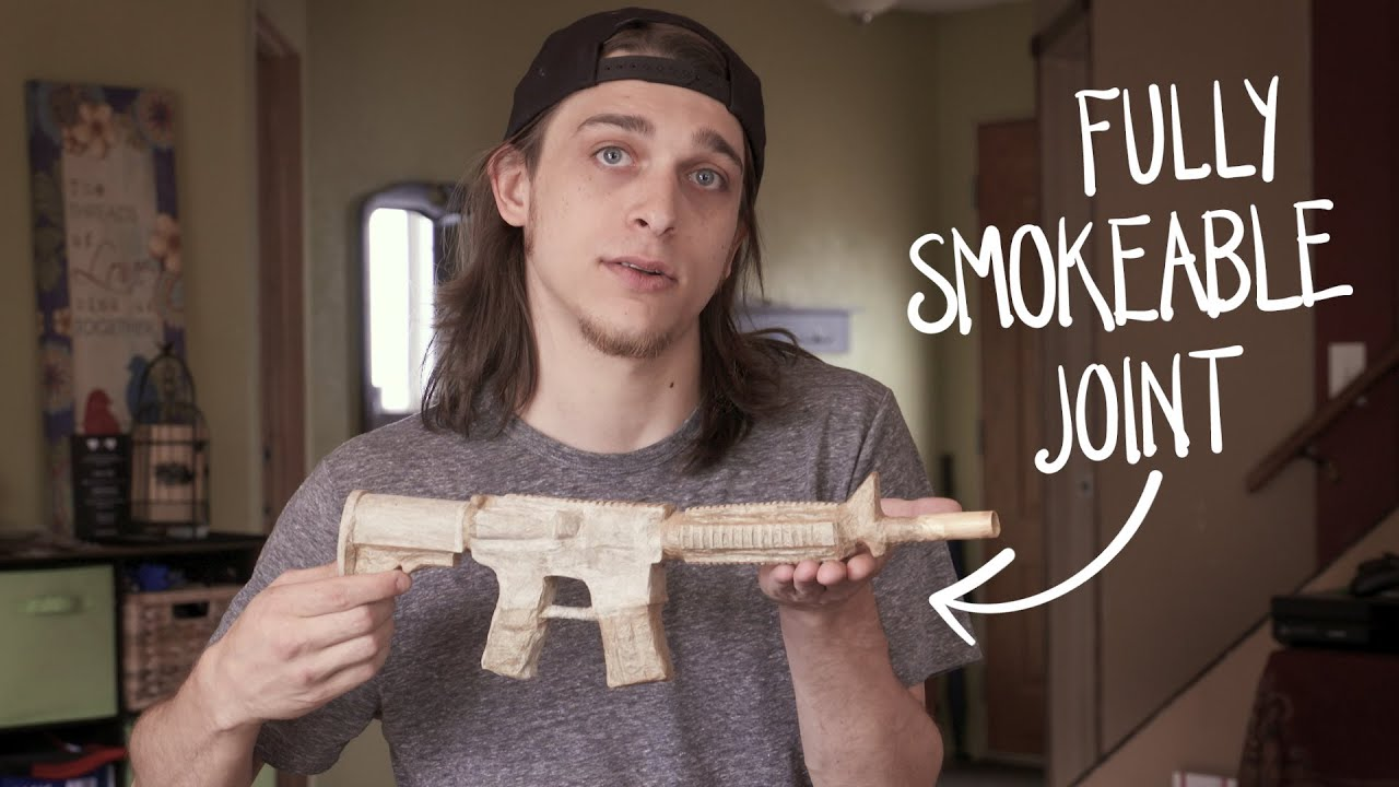[The Artist Behind The World's Greatest Joints] Video