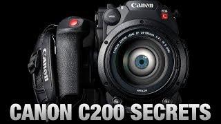Hidden features of the C200