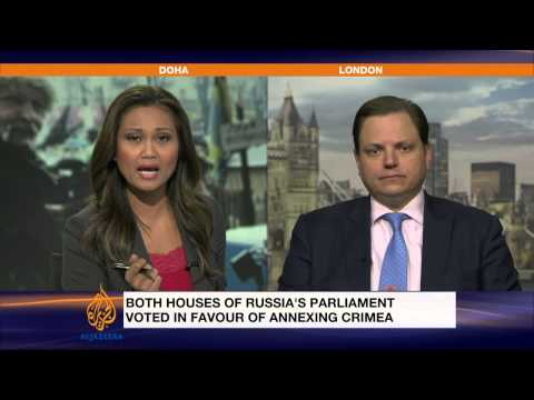 Ukraine expert discusses importance of signed EU deal