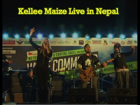 Kellee Maize In Nepal-3, With Albatross  Fighting Modern Day Slavery video