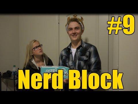 NerdBlock #9 April Edition
