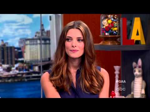 Ashley Greene Dishes on New Thriller