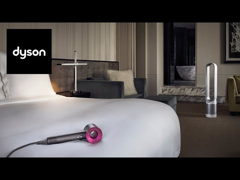 Dyson technology for hotels – Rosewood London case study – Official Dyson Video