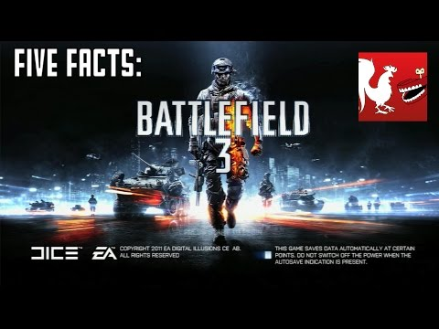 Five Facts - Battlefield 3
