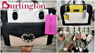 Shop With ME BURLINGTON WALLETS NAUTICA GUESS BETSEYJOHNSON HANDBAGS WALK THROUGH MARCH 2018