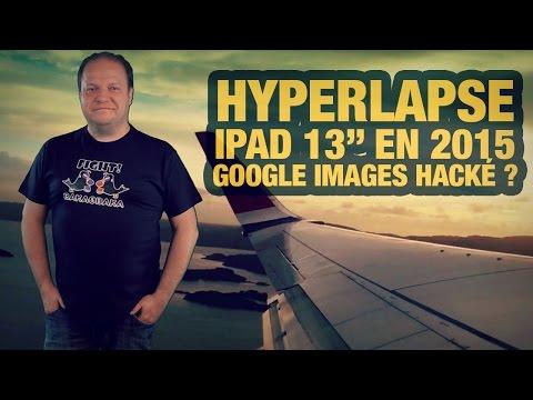#freshnews 712 Hyperlapse par Instagram. iPad Pro 13