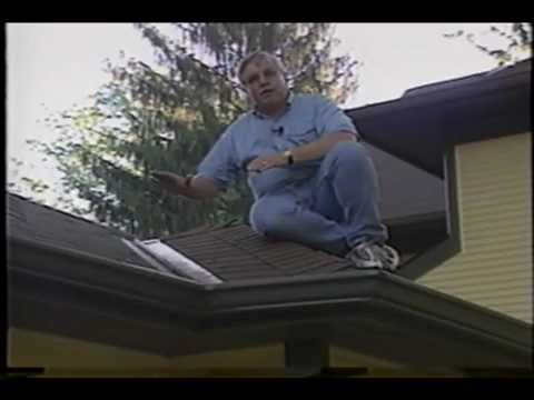 Valley Roof Flashing