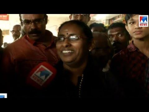 പത്തനംതിട്ടയില് യുവതിക്കുനേരെ കയ്യേറ്റം, സംഘര്ഷം; പൊലീസ് സ്ഥലത്ത് | pathanamthitta | lady | polic
