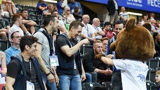 Speciale Berna 2016 - Anche gli orsi fanno ginnastica!