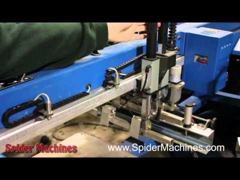 Spider Machines - Review of M&R Challenger III by Robert Barnes