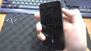 Не заряжается смартфон Apple iPhone 5S (A1533)